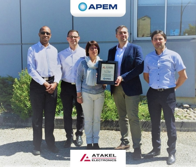 ##FileUploadDetail##-->-ATAKEL received APEM 2016 Distribution Excellence Award again :)