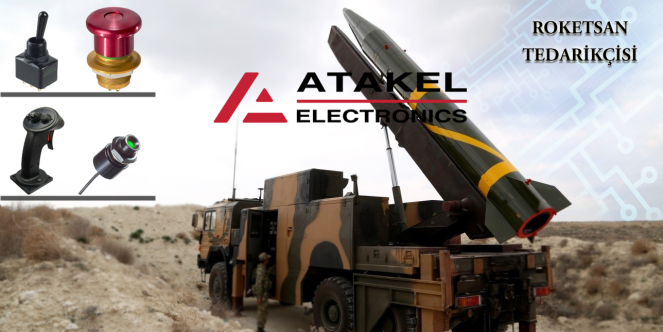 Atakel, Distribitor of Roketsan-
