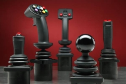 - Joysticks