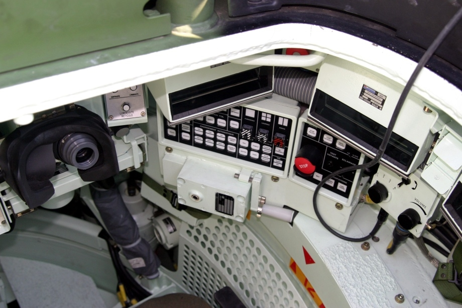 - Military Switch Panel