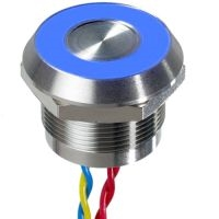- PBA Serisi 22 mm Piezo Switches