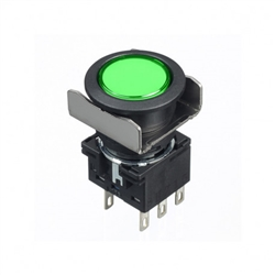 - Ø16 LB SERIES - PUSHBUTTON SWITCHES