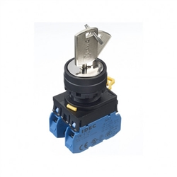 - YW SERIES - KEY SELECTOR SWITCHES